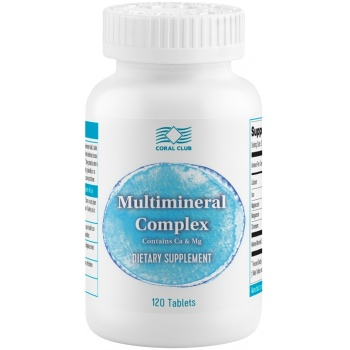 MultiMineral Complex<br />(120 tablets)